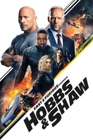 Hızlı ve Öfkeli Hobbs ve Shaw izle