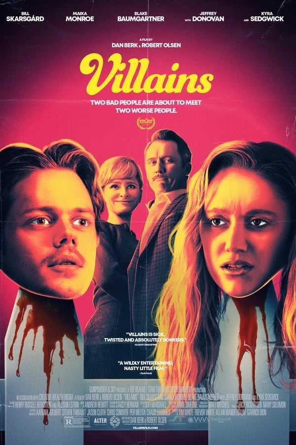 Kötüler izle / Villains
