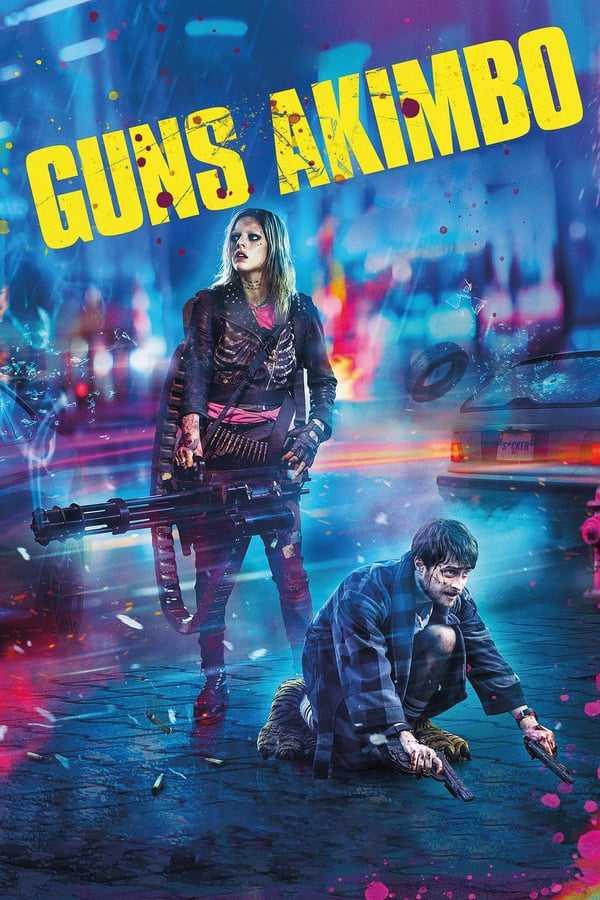 Guns Akimbo – AltYazılı izle