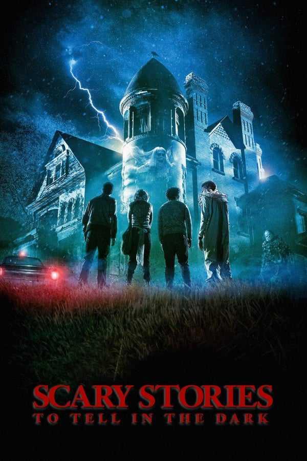Korku Hikayeleri / Scary Stories to Tell in the Dark izle