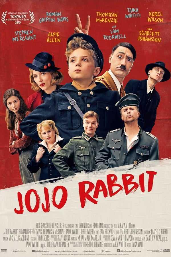 Tavşan Jojo / Jojo Rabbit izle