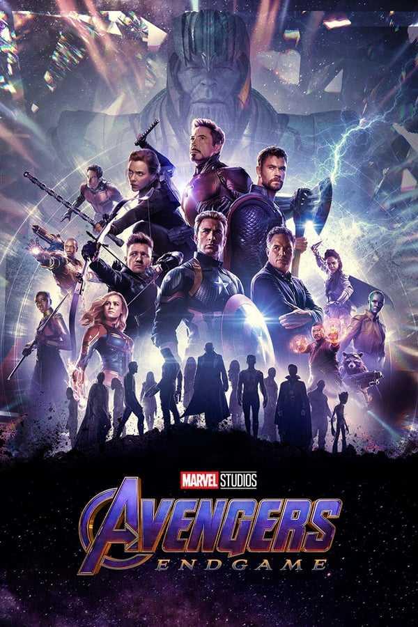 Yenilmezler: Son Oyun / Avengers: Endgame izle