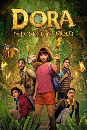 Dora ve Kayıp Altın Şehri / Dora and the Lost City of Gold izle