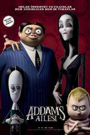 Addams Ailesi – The Addams Family izle