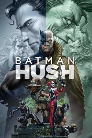 Batman: Hush izle