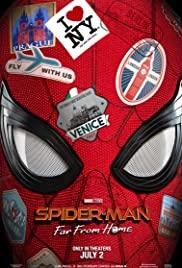 Örümcek Adam: Evden Uzakta / Spider Man Far from Home izle