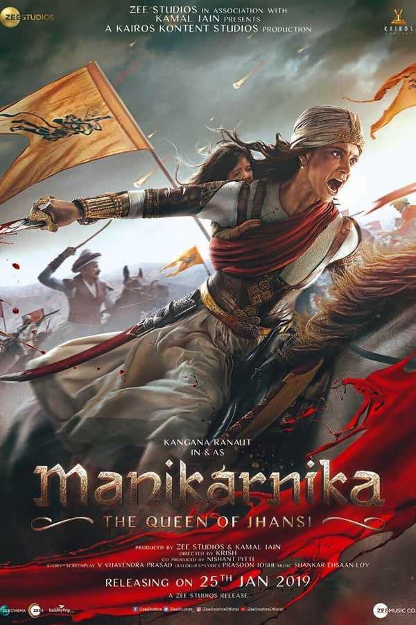 Manikarnika: The Queen of Jhansi – AltYazılı izle