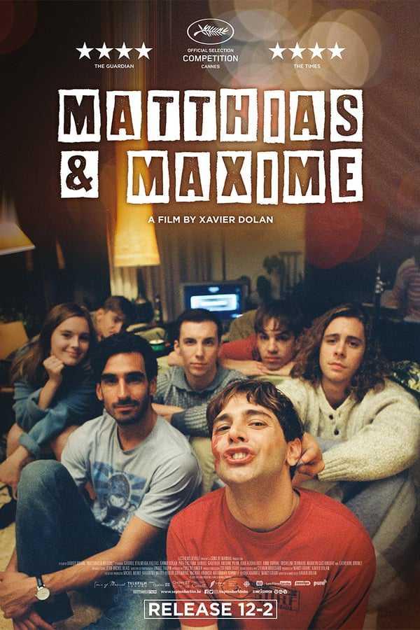 Matthias & Maxime izle