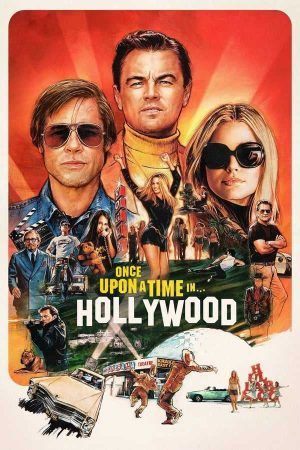 Bir Zamanlar… Hollywood'da / Once Upon a Time… in Hollywood izle