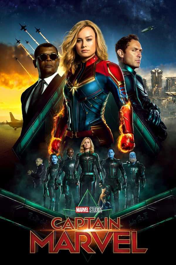 Captain Marvel izle