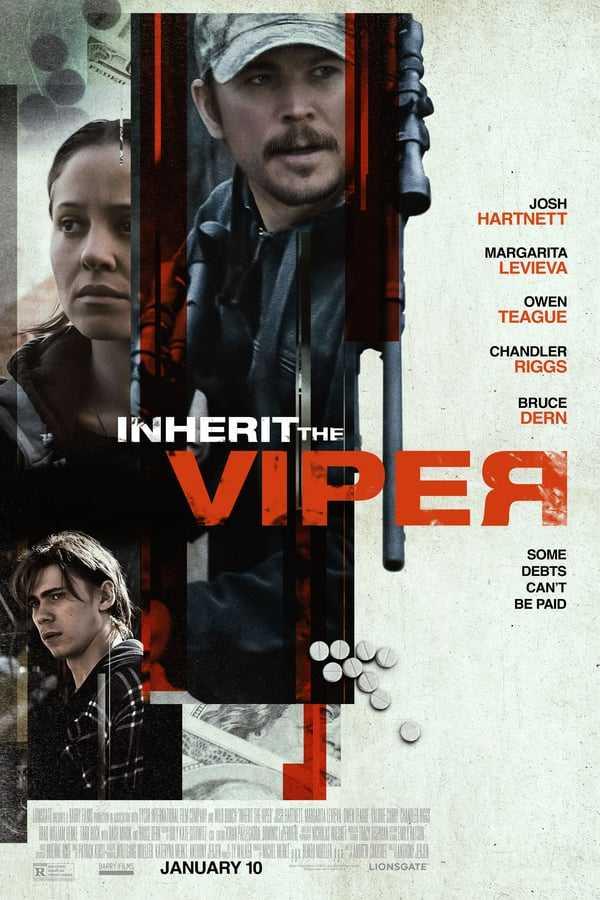 Kötü Alışkanlık izle / Inherit the Viper