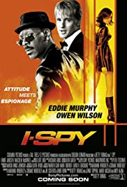 Ben Casus – I Spy izle
