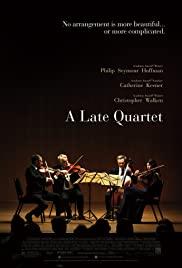 Son Konser – A Late Quartet izle
