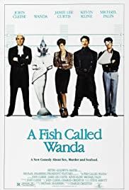 Wanda Adında Bir Balık izle