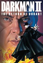 Karanlık Adam 2: Durant'ın Dönüşü – Darkman II: The Return of Durant izle