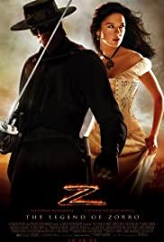 Zorro Efsanesi – The Legend of Zorro izle