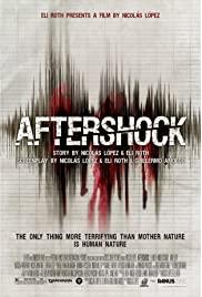Artçı Şok (2012) – Aftershock izle