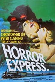 Korku Treni – Horror Express izle