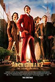 Anchorman 2: Efsane Devam Ediyor / Anchorman 2: The Legend Continues izle