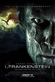 Frankenstein: Ölümsüzlerin Savaşı / I, Frankenstein izle