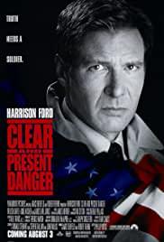 Açık Tehlike / Clear and Present Danger izle