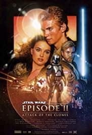 Yıldız Savaşları: Bölüm II – Klonların Saldırısı / Star Wars: Episode II – Attack of the Clones izle