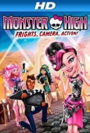 Monster High: Hauntlywood Macerası / Monster High: Frights, Camera, Action! izle