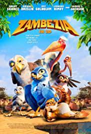 Kuşlar Şehrinde Macera / Zambezia izle
