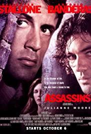 Suikast çemberi / Assassins izle