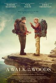 Hayatımın Yolculuğu / A Walk in the Woods izle