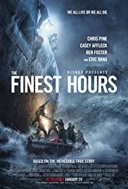 Zor Saatler / The Finest Hours izle