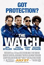 Gözüm Üzerinizde / The Watch izle