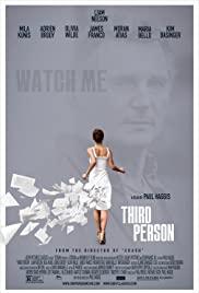 Üçüncü Şahıs / Third Person izle