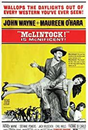 Mak Lintok: Altın Adam / McLintock! izle